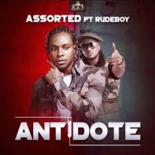 Antidote cover image