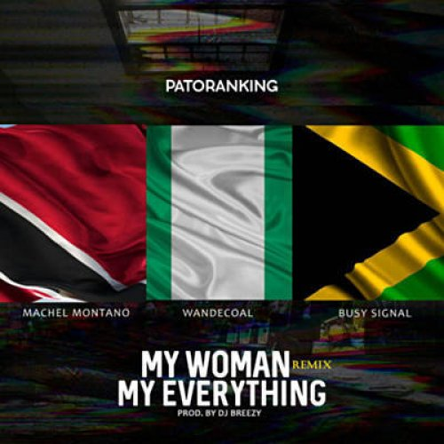 My Woman, My Everything cover image