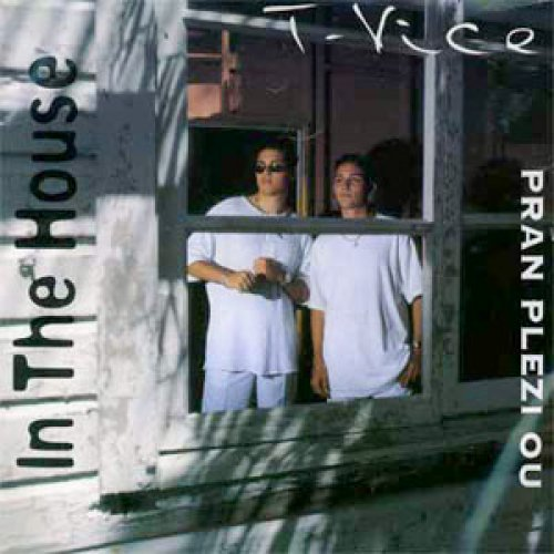 2 Kawo - T-Vice (In The House) cover image