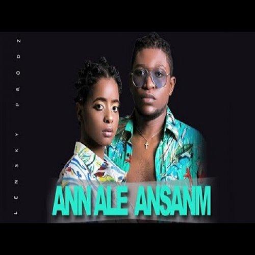 Ann Ale Ansanm cover image