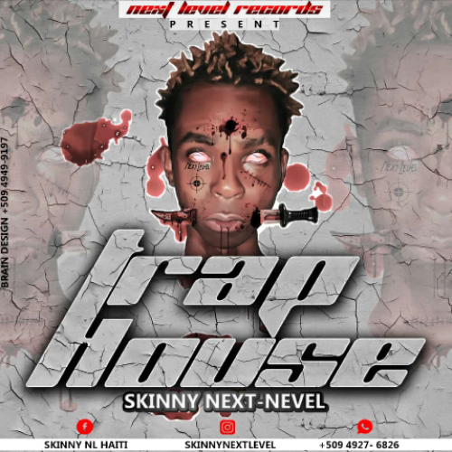 TRAP HOUSE BY SKINNY NEXT-LEVEL cover image