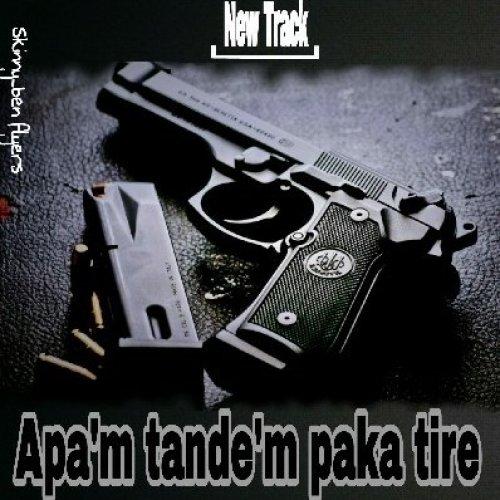 TANDE M PAKA TIRE cover image