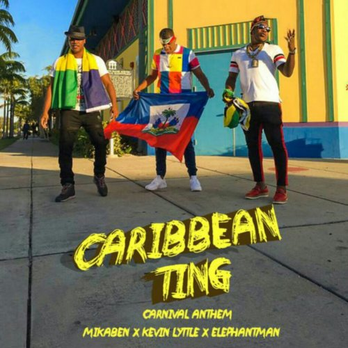 Caribbean_Ting_(Official_Audio) cover image