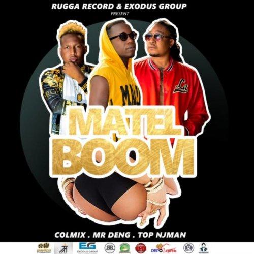 MATEL BOOM cover image