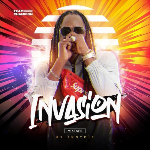 Invasion Mixtape 2019 cover image