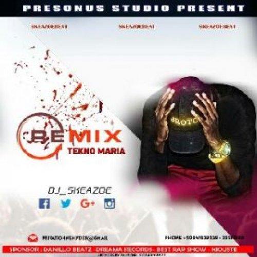 Remix Tekno Maria cover image