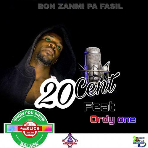 20cent feat ordy one Bon zanmi pa fasil cover image