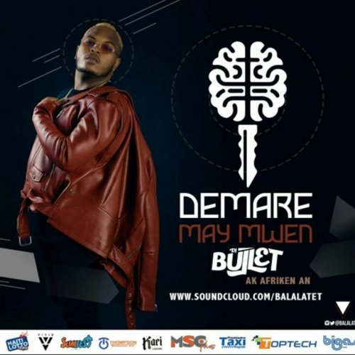 DEMARE MAY MWEN cover image