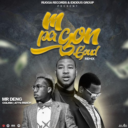 M Pa Gon Goud cover image