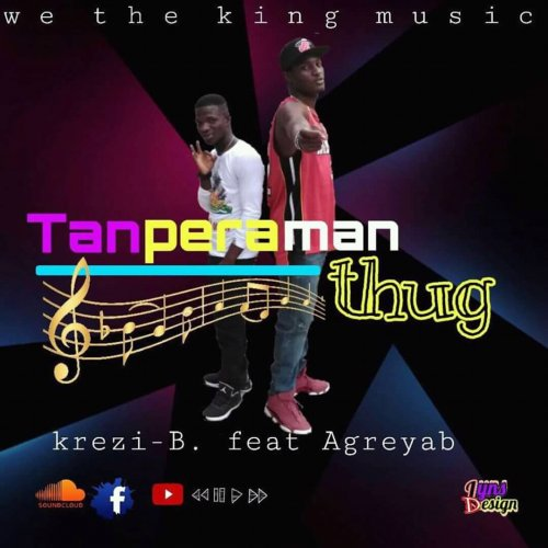 B Feat. Agreyab - Tanperaman Thug cover image