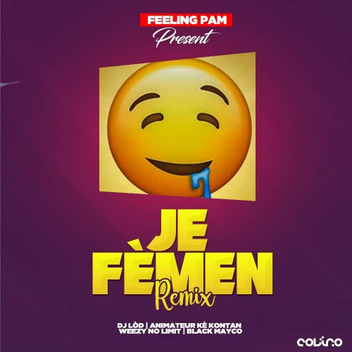 Je Fèmen Remix cover