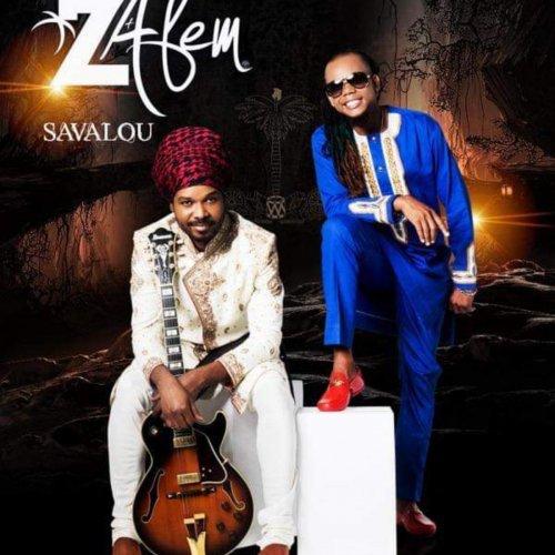 SAVALOU (official audio) cover