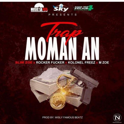 Trap Moman cover
