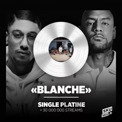 Blanche cover image