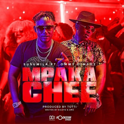 Mpaka Chee (Official audio) cover