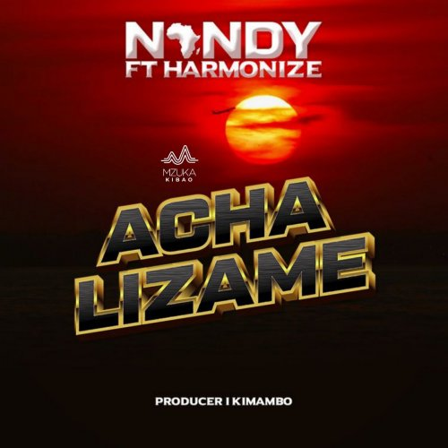 Acha Lizame cover