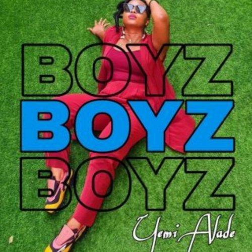 Boyz cover