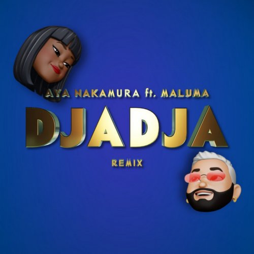 DJADJA Remix cover image